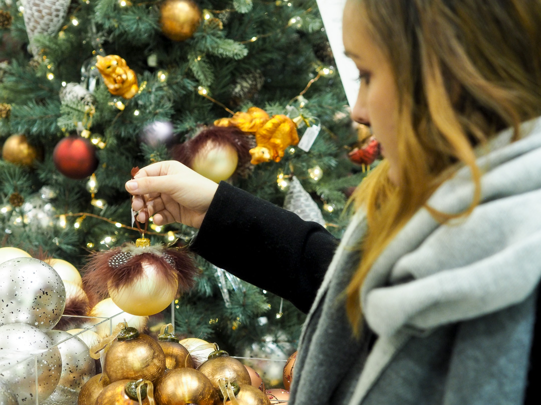 The Perfect Time To Buy Christmas Decorations Sophie Kate