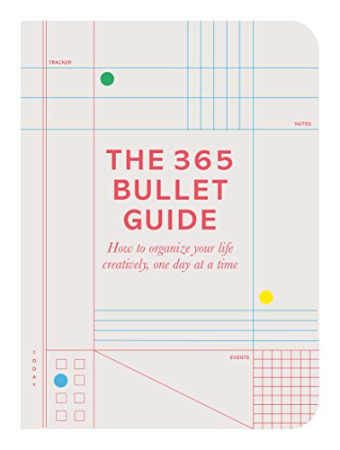 The 365 Bullet Journal Guide